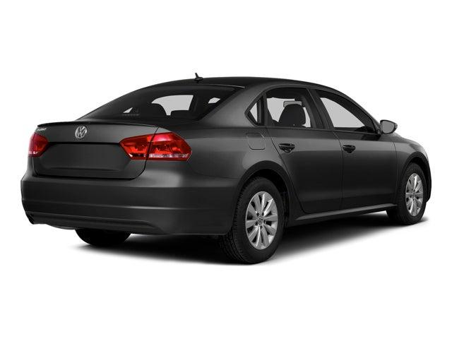 2015 Volkswagen Passat 2 0l Tdi Se South Burlington Vt