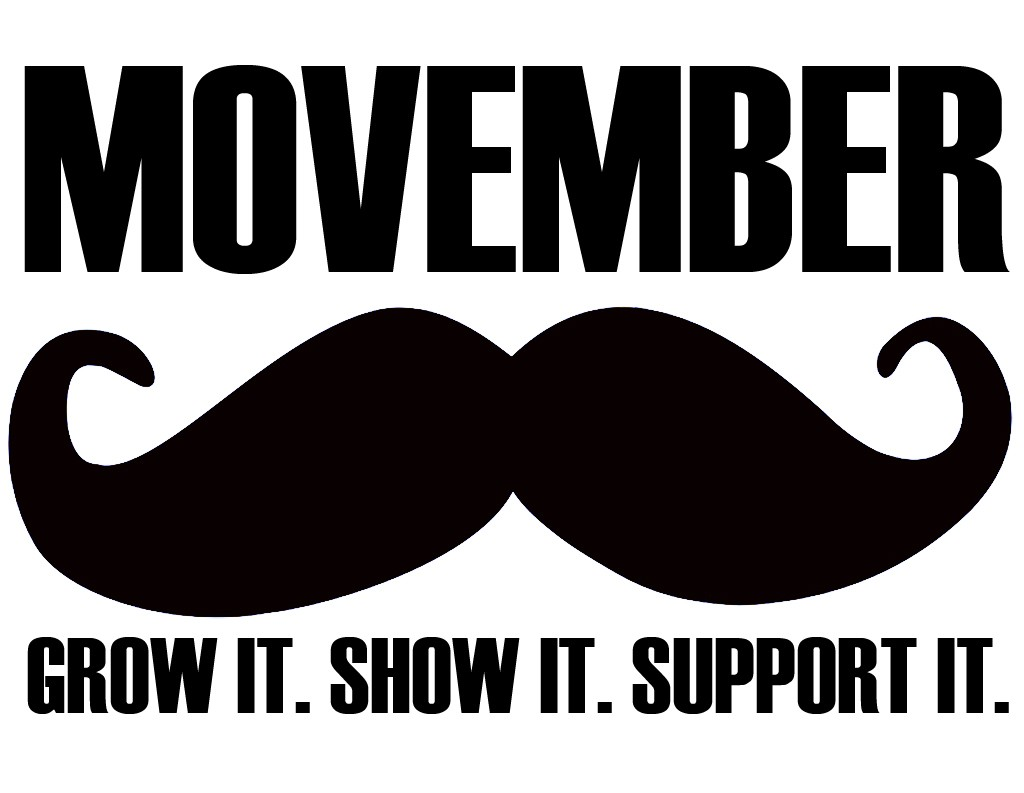 Grow A Mo This Movember - Shearer Volkswagen News