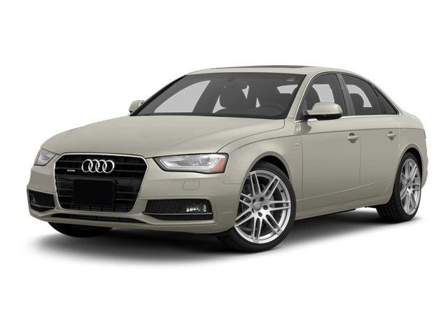 2013 Audi A4 Premium South Burlington Vt Area Volkswagen