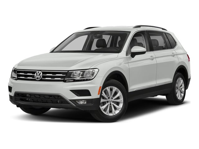 2018 Volkswagen Tiguan S Volkswagen Dealer Serving South