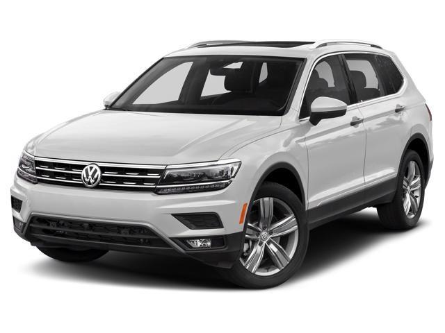 2021 Volkswagen Tiguan SEL - Volkswagen dealer serving ...