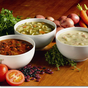 Warm Up With A Bowl Of Soup | Shearer Volkswagen News