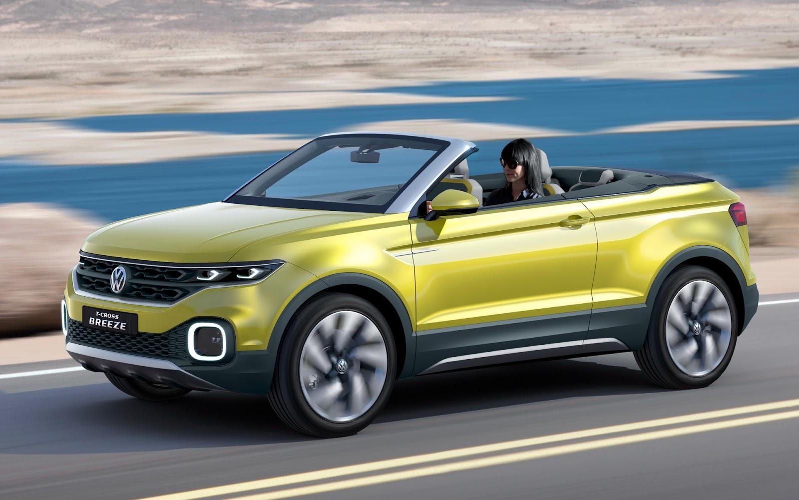 Volkswagen Concept Car Lifetsyle